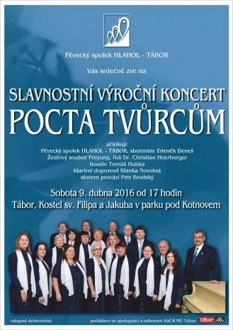 plakát výročí mail